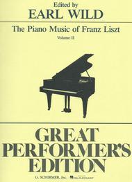 Piano Music of Franz Liszt - Volume 2