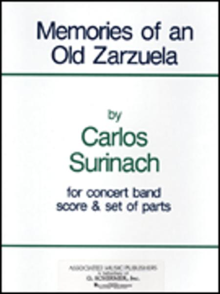 Memories Old Zarzuela Bnd Sc