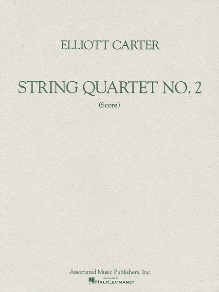 String Quartet No. 2 (1959)
