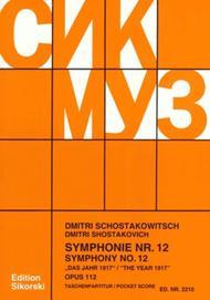 Symphony No. 12, Op. 112
