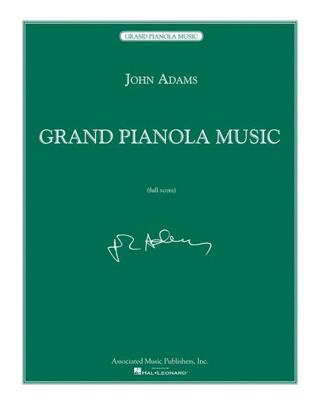 Grand Pianola Music