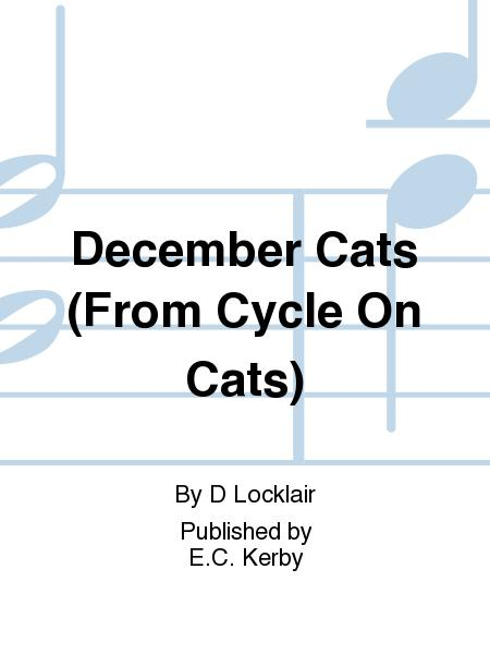 December Cats (From Cycle On Cats)