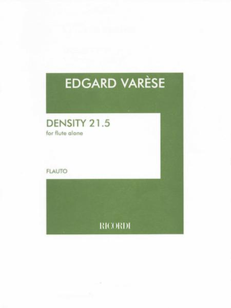 Density 21.5