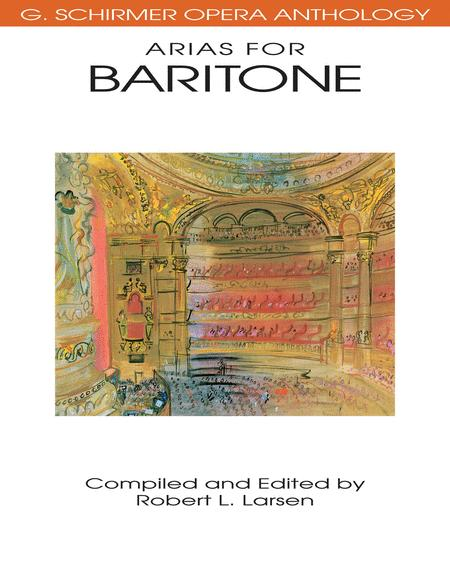 Arias for Baritone