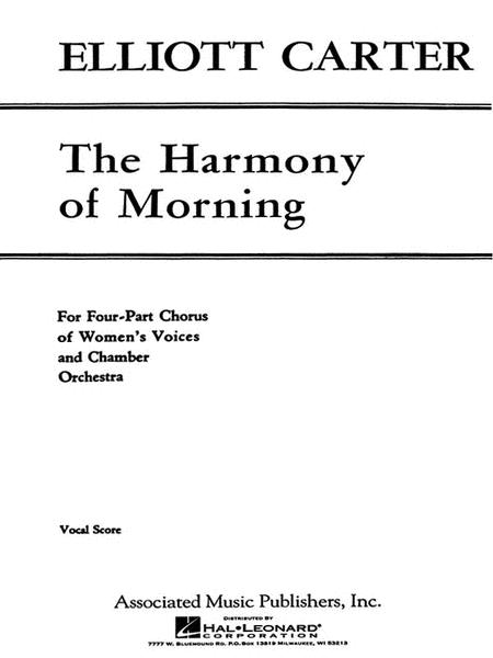 Harmony Of Morning