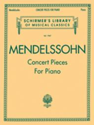 Concert Pieces for Piano
