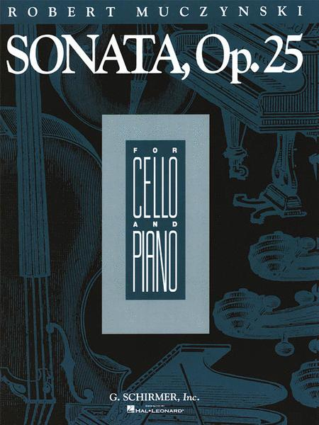 Sonata, Op. 25