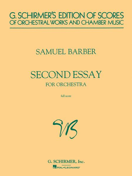 Second Essay for Orchestra
