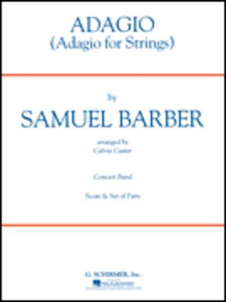 Adagio Sc From Adagio For Strings