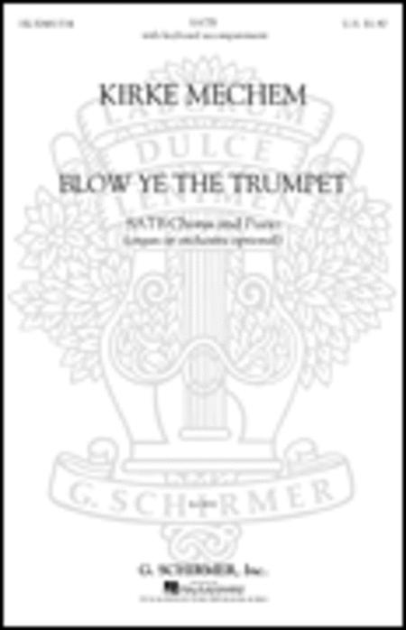 Blow Ye the Trumpet
