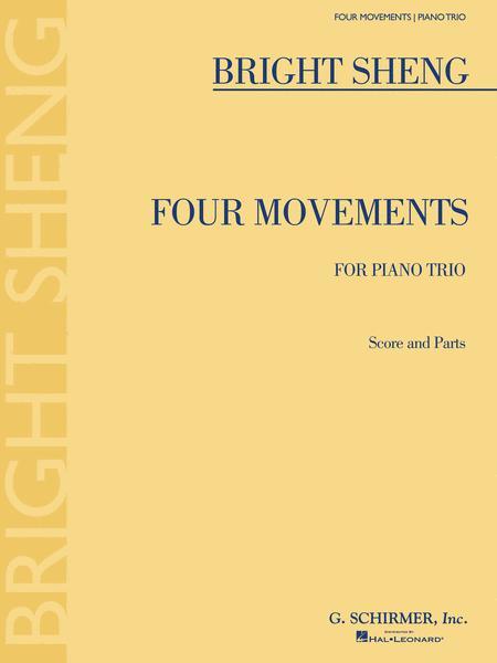 Four Movements For Piano Trio