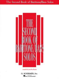 The Second Book of Baritone/Bass Solos (Book Only)