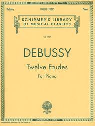 Twelve Etudes for Piano