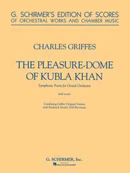 The Pleasure Dome of Kubla Khan