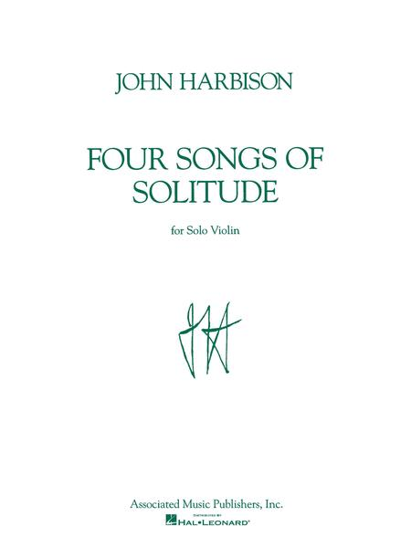 Four Songs of Solitude