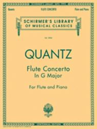 Flute Concerto in G Major