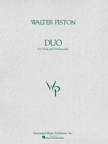 Duo for Viola and Violoncello