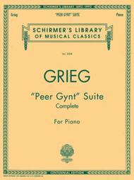 Peer Gynt Suite - Complete