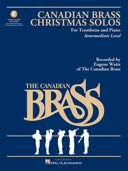 The Canadian Brass Christmas Solos - Trombone