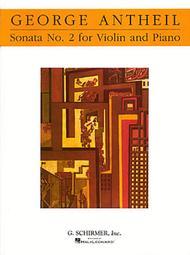 Violin Sonata No. 2
