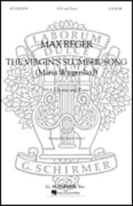 Virgin's Slumber Song SSA Maria Wiegenlied
