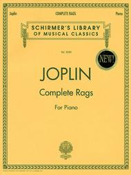 Complete Rags for Piano
