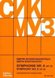 Symphony No. 8, Op. 65