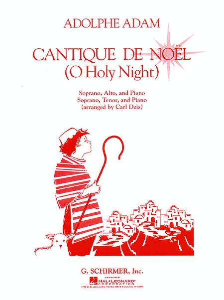 Cantique de Noel (O Holy Night) - Vocal Duet