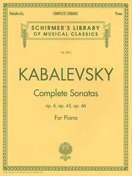 Complete Sonatas for Piano