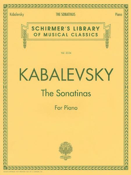 The Sonatinas