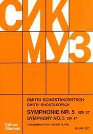 Symphony No. 5, Op. 47