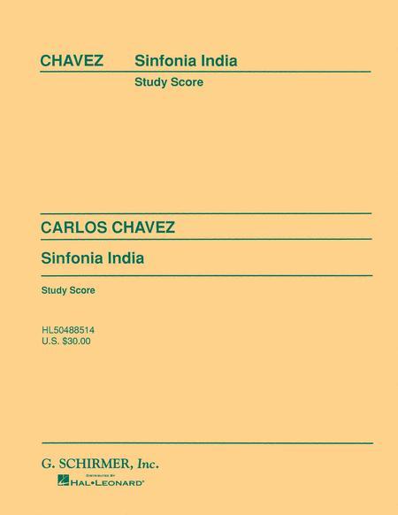 Sinfonia India (Symphony No. 2)