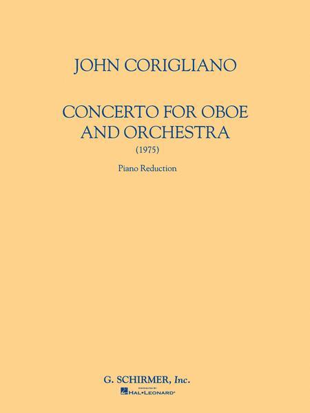 Oboe Concerto - Oboe/Piano