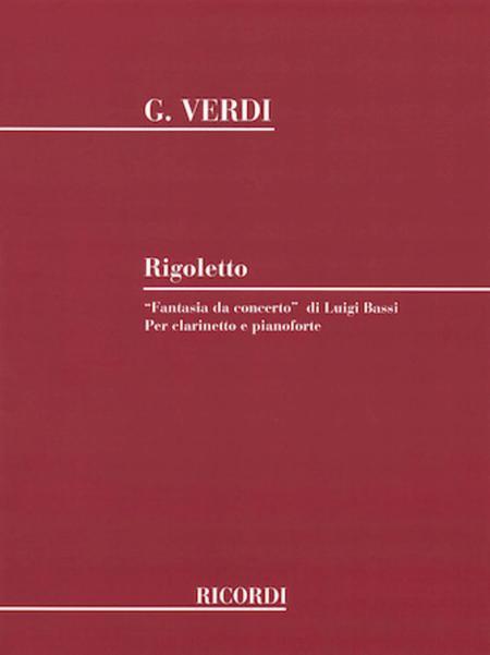 Rigoletto Fantasia da concerto