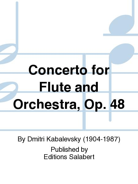 Concerto for Flute and Orchestra, Op. 48