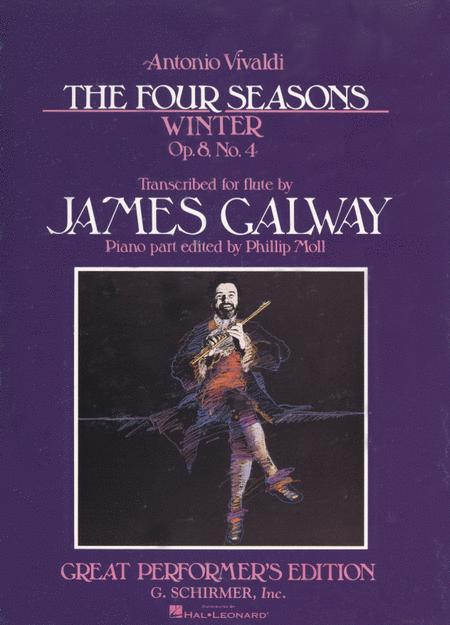 Concerto in F Minor L'inverno (Winter) from The Four Seasons RV297, Op.8 No.4