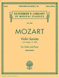 Sonata in A, K.526