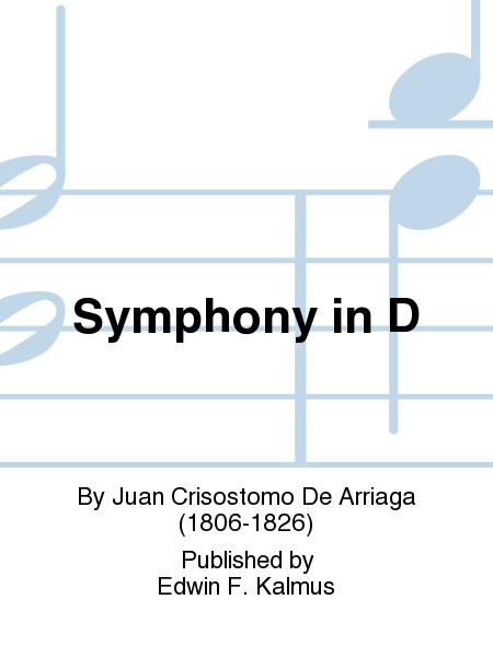 Symphony in D