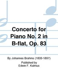 Concerto for Piano No. 2 in B-flat, Op. 83