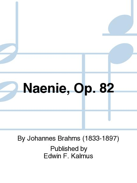 Naenie, Op. 82
