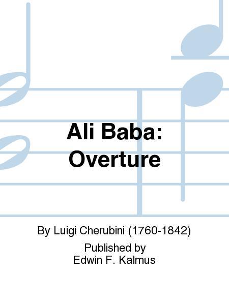 Ali Baba: Overture