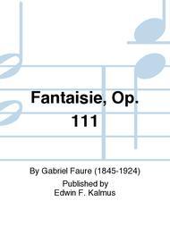 Fantaisie, Op. 111