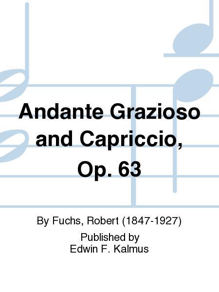 Andante Grazioso and Capriccio, Op. 63