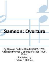 Samson: Overture