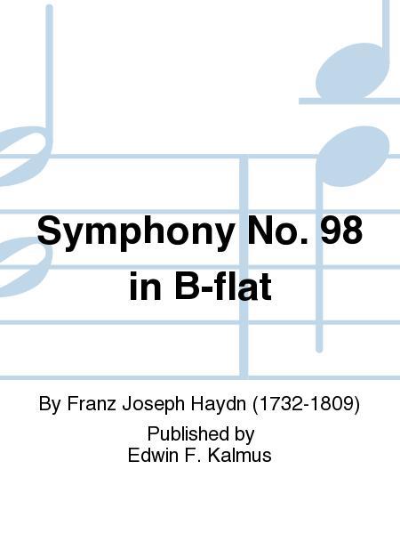 Symphony No. 98 in B-flat