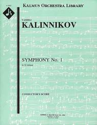 Symphony No. 1 in G minor