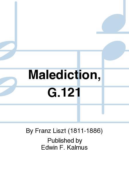 Malediction, G.121
