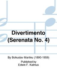 Divertimento (Serenata No. 4)