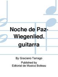 Noche de Paz-Wiegenlied. guitarra