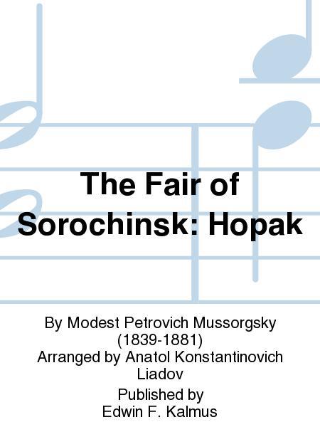 The Fair of Sorochinsk: Hopak